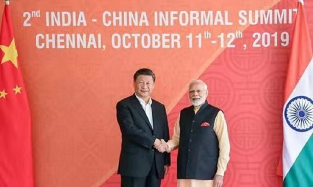 Xi Jinping and Modi to Begin a New Chapter for Chi